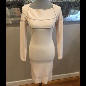 Reiss Blush Katrina bodycon dress UK10 US 6